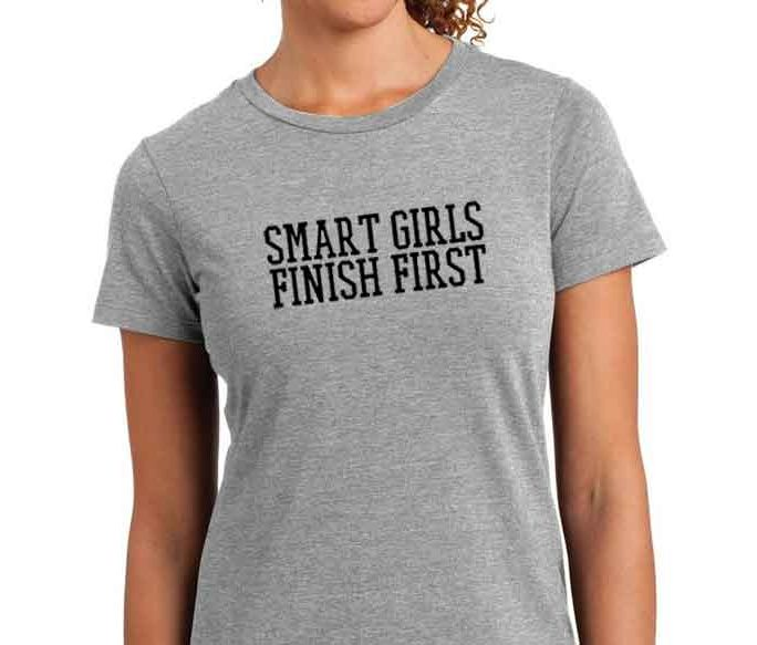 Smart Girls Finish First