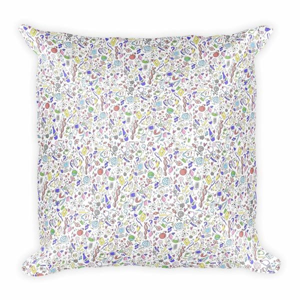 Brain Candy Pillow